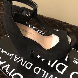 Black Suede shoes